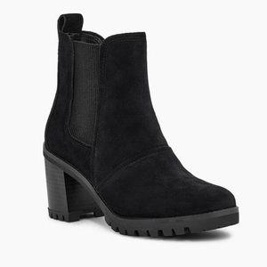 Ugg Black Hazel Boots